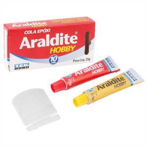 ADESIVO ARALDITE HOBBY 23G